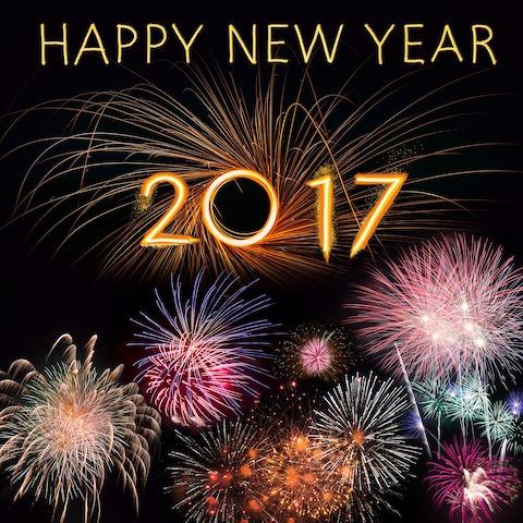 Wir wünschen ein frohes neues Jahr!!