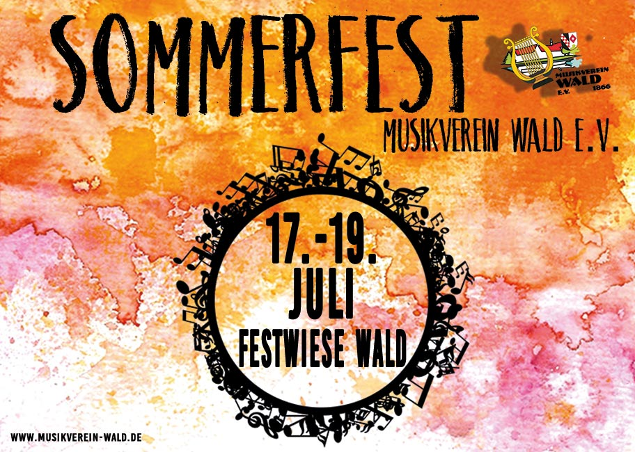 Sommerfest_21_Musikverein Wald e.V.